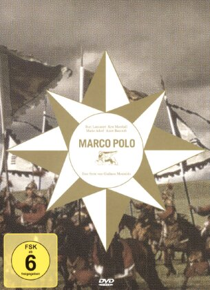Marco Polo (1982) (4 DVDs)