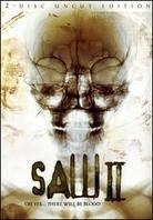 Saw 2 (2005) (Special Edition, 2 DVDs)