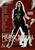 Heavy Metal - Louder than Life (Steelbook, 2 DVDs)