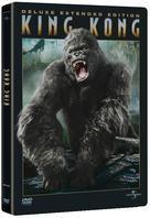 King Kong (2005) (Steelbook, 3 DVDs)