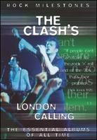 Clash - Rock Milestones - London Calling