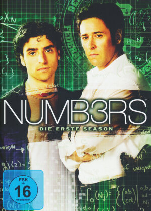 Numbers - Staffel 1 (4 DVDs)