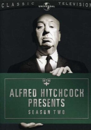 Alfred Hitchcock presents - Season 2 (5 DVDs)