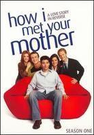 How i met your mother - Season 1 (3 DVD)