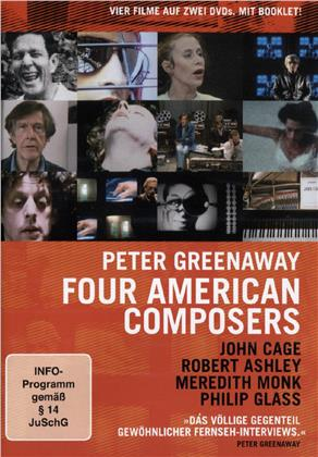 Four American Composers (2 DVDs)