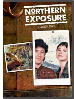 Northern Exposure - Season 5 (5 DVD)