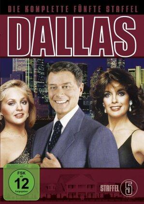 Dallas - Staffel 5 (7 DVDs)