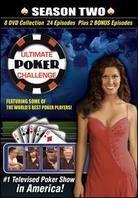 Ultimate Poker Challenge - Season 2 (8 DVDs)