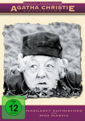 Agatha Christie Collection - Margaret Rutherford als Miss Marple (4 DVDs)