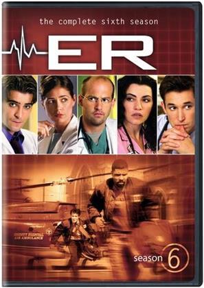 ER - Emergency Room - Season 6 (6 DVD)