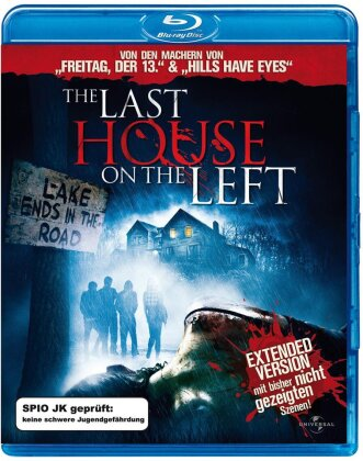 Last house on the left (1972) (2 DVD)