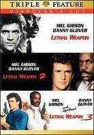 Lethal Weapon 1-3 (Director's Cut, 2 DVDs)