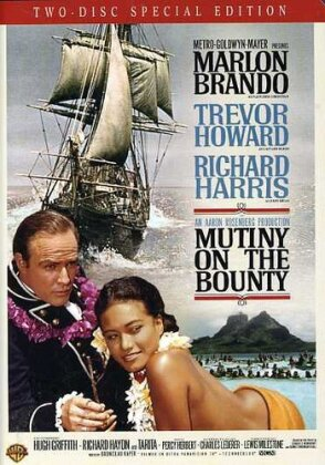 Mutiny On The Bounty (1962) (Remastered, Special Edition, 2 DVDs)
