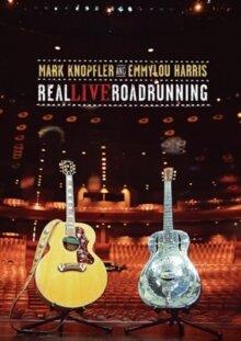 Mark Knopfler & Emmylou Harris - Real live roadrunning (DVD + CD)
