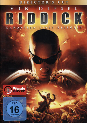 Riddick - Chroniken eines Kriegers (2004) (Director's Cut)