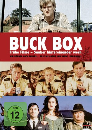 Buck Box - Frühe Filme - Sauber hintereinander wech (3 DVDs)