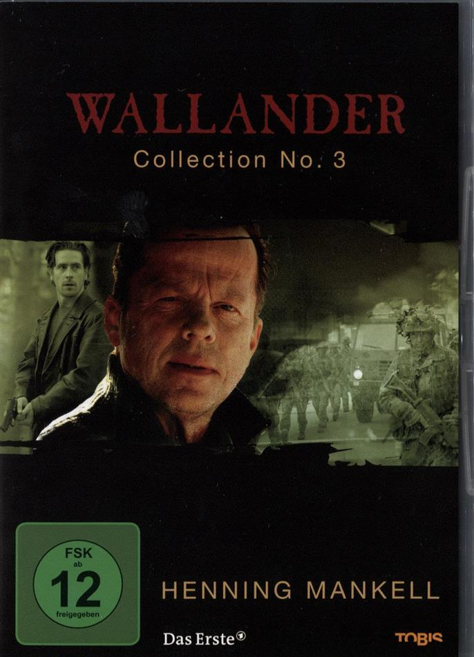 Wallander - Collection 3 (2 DVDs)