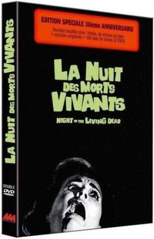 La nuit des morts vivants (1968) (Collector's Edition, 2 DVDs)