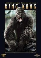 King Kong (2005) (Limited Edition, 3 DVDs)
