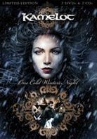 Kamelot - One cold winter's night (Limited Edition, 2 DVDs + 2 CDs)