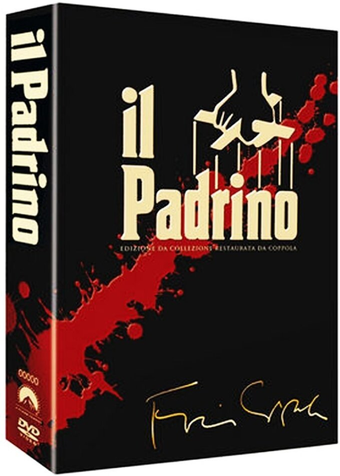Il Padrino 1 - 3 (5 DVDs)
