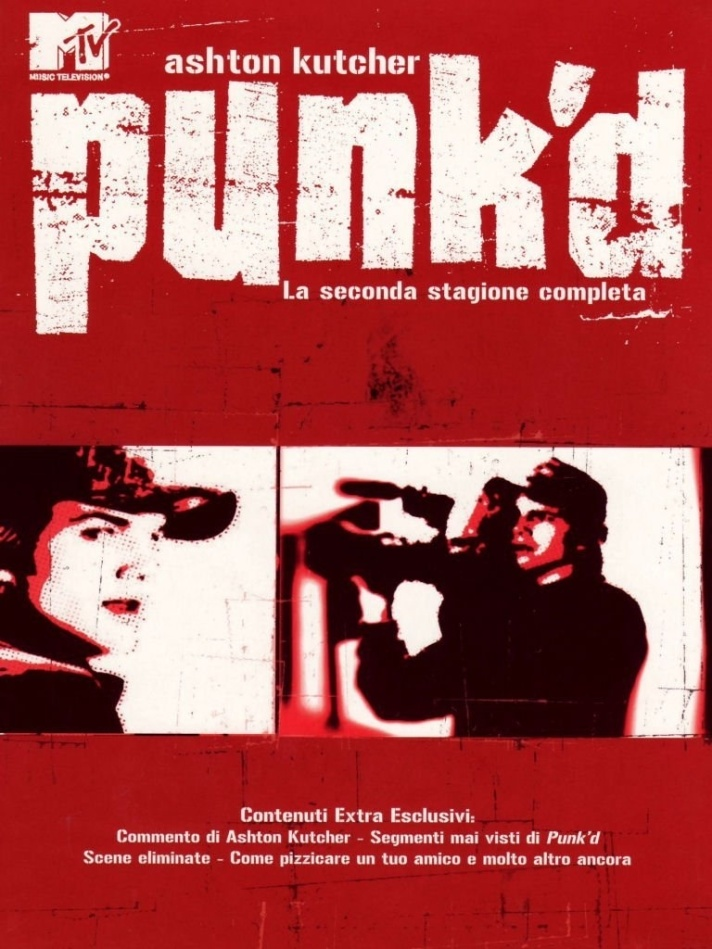 Punk'd - Stagione 2 (2 DVDs)