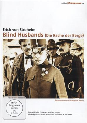 Blind Husbands - Die Rache der Berge (1919) (Trigon-Film)