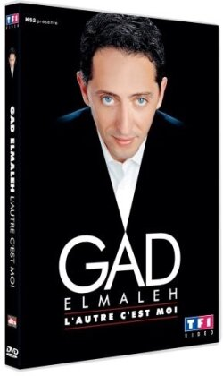 Gad Elmaleh - L'autre c'est moi (Single Edition)