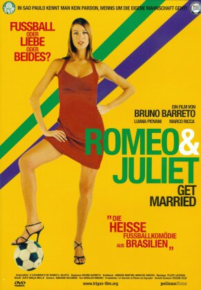 Romeo & Juliet get married (2005)