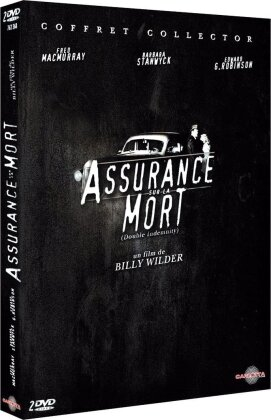 Assurance sur la mort (1944) (Box, Collector's Edition, 2 DVDs)