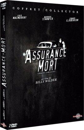 Assurance sur la mort (1944) (Box, Collector's Edition, 2 DVDs)
