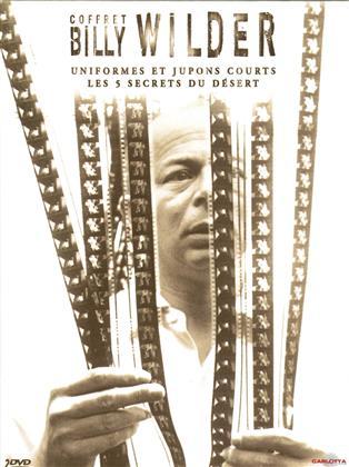 Coffret Billy Wilder - Uniformes et jupons courts / Les 5 secrets du désert (s/w, 2 DVDs)