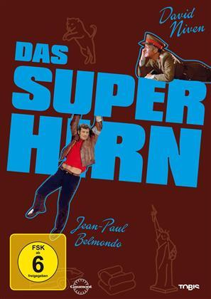 Das Superhirn (1969)