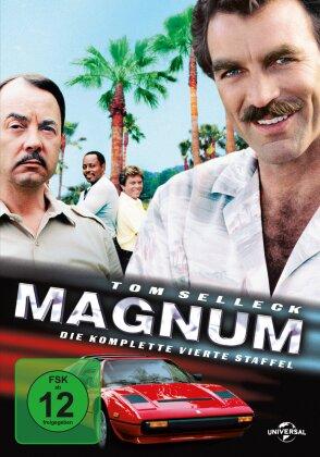 Magnum - Staffel 4 (6 DVDs)