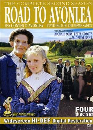 Road to Avonlea - Season 2 (Remastered, 4 DVDs)