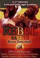 Various Artists - Rebel Salute - Roots Dancehall
