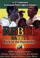 Various Artists - Rebel Salute - Back to the foundation