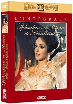 Splendeurs et misères des Courtisanes (Mémoire de la Télévision, Coffret, 4 DVD)