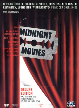 Midnight Movies (Deluxe Edition, 3 DVD)