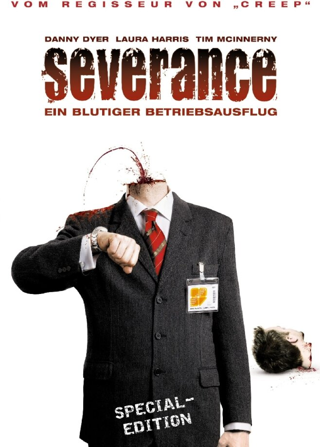 Severance (2006) (Special Edition, 2 DVDs)