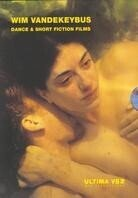 Wim Vandekeybuys - Dance & Short Fiction films (Box, 3 DVDs)