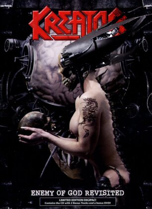 Kreator - Enemy of God revisited (Limited Edition, DVD + CD)