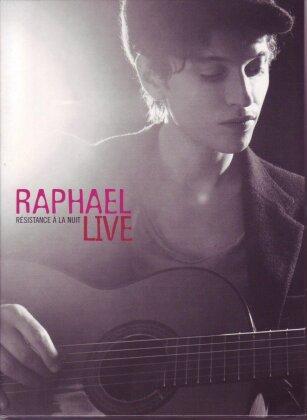 Raphael - Résistance à la nuit (2 DVDs)