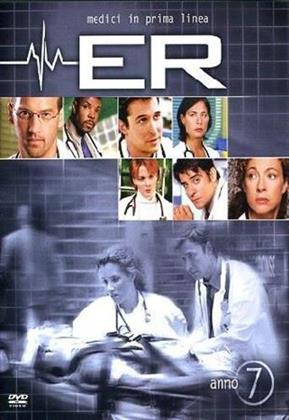 ER - Medici in prima linea - Stagione 7 (3 DVD)