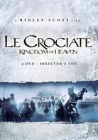 Le crociate - Kingdom of heaven (2005) (Director's Cut, 4 DVDs)