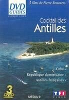 Cocktail des Antilles (DVD Guides, Deluxe Edition, 3 DVDs)