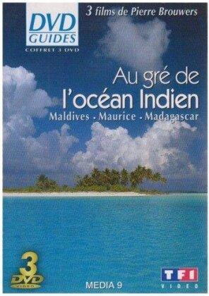 Au gré de l'océan indien (DVD Guides, Deluxe Edition, 3 DVDs)