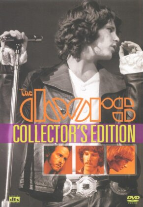 The Doors -  (Collector's Edition, 3 DVD)