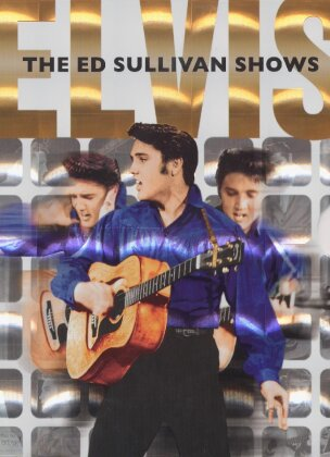 Elvis Presley - The Ed Sullivan Show (Limited Edition, 3 DVDs)