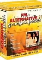 Various Artists - FM: Alternative Grunge & Fusion - Ha. Rock4 (4 DVDs)